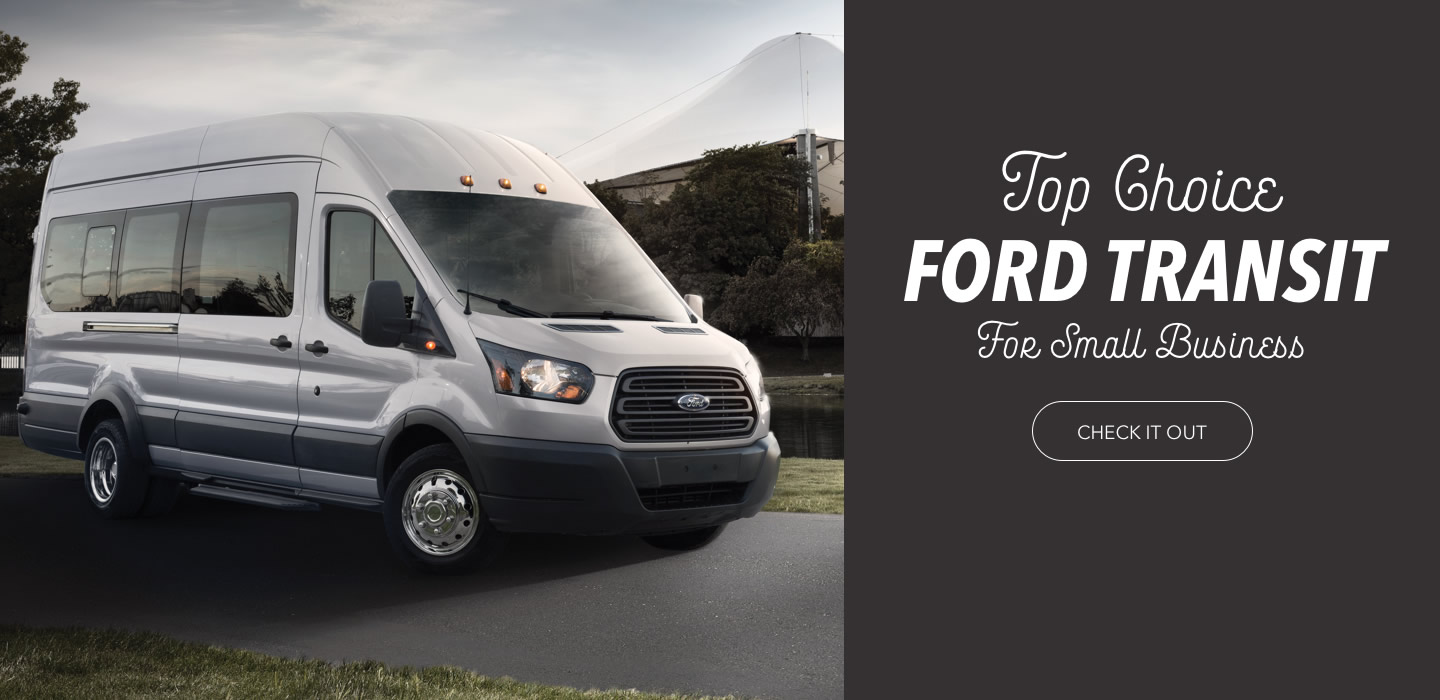 Ford Transit For Small Business