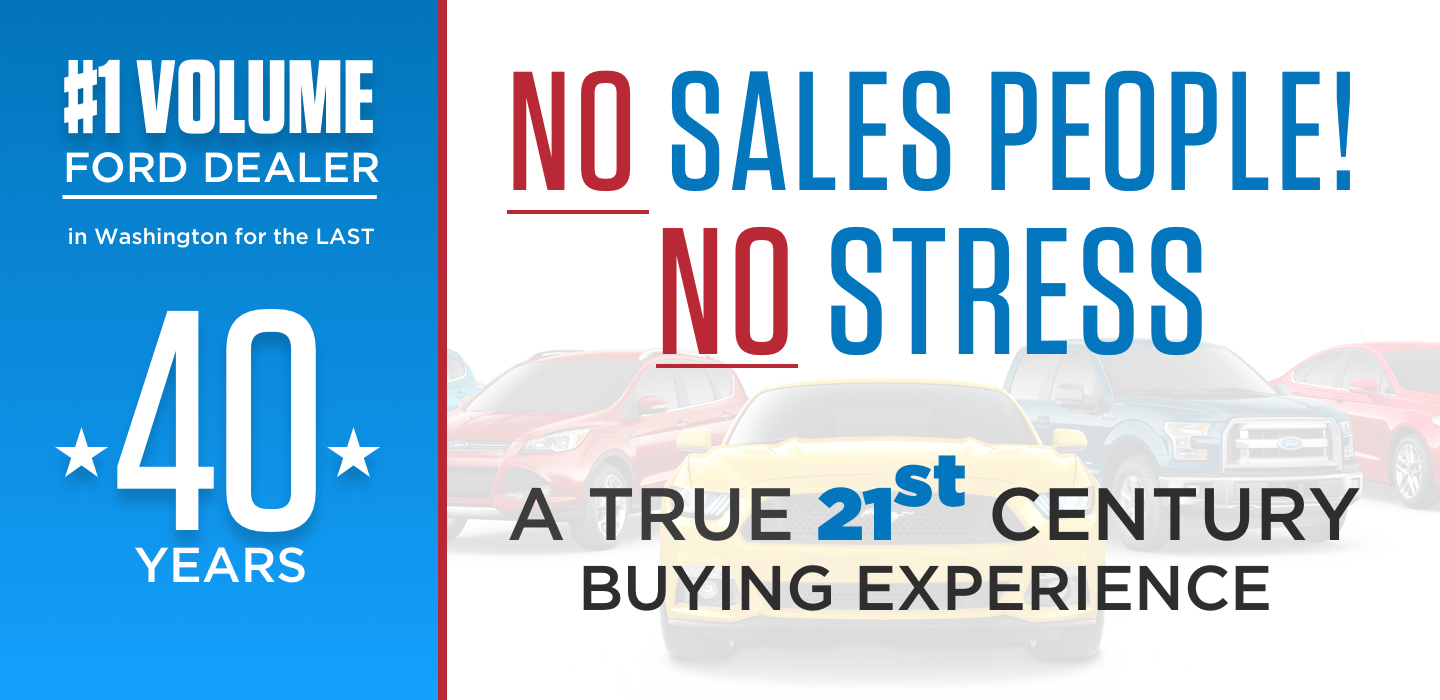 No Sales People