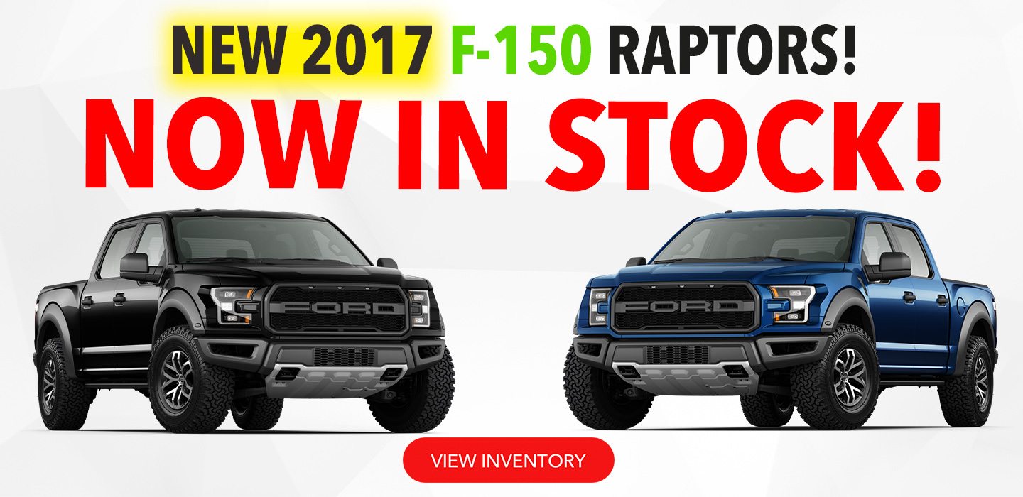 Ford F-150 Raptors For Sale in Seattle Washington