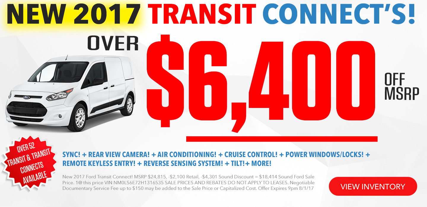 Ford Transit Connect For Sale Seattle Washington