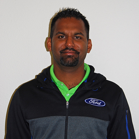 Nabu Thomas - Sound Ford Finance