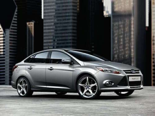 pre-owned ford focus electric seattle washington area