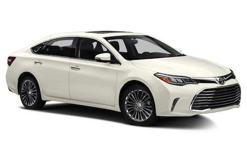 used toyota avalon seattle washington area
