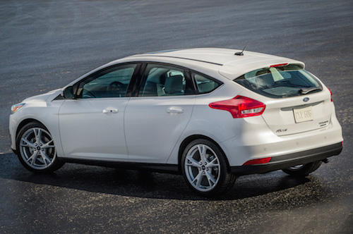 best deals on pre-owned ford focus hatchbacks seattle washington area
