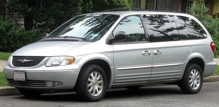 2001 chrysler town & country ex for sale in seattle washington
