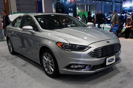 2017 ford fusion hybrid se for sale in seattle washington