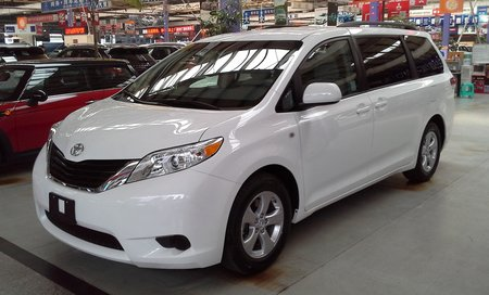 2014 toyota sienna l for sale in seattle washington