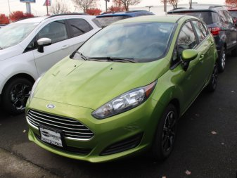 2019 ford fiesta se for sale kent washington