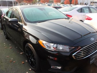 2019 ford fusion for sale renton washington