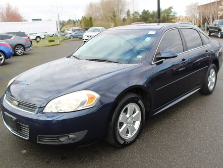 2011 chevrolet impala lt fleet for sale in renton washington