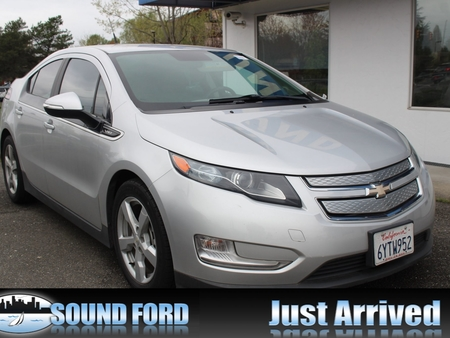 2013 chevrolet volt base for sale in renton washington