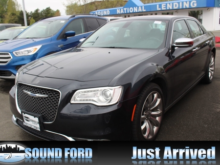 used 2018 chrysler 300 limited for sale in renton washington
