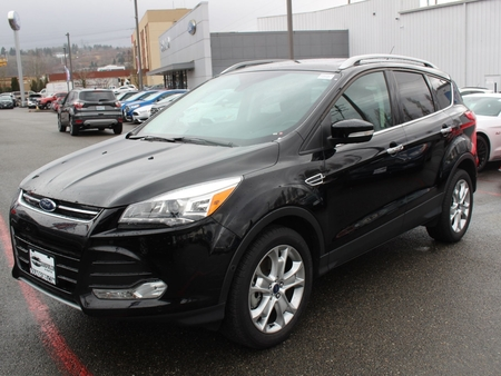 2016 ford escape titanium for sale in renton washington