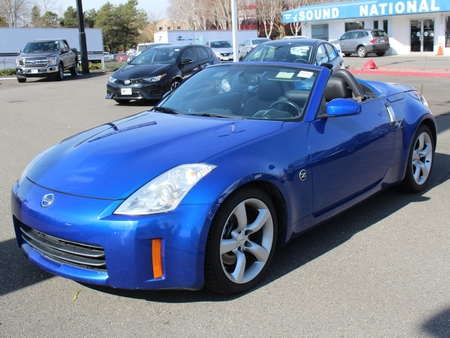 2007 nissan 350z enthusiast for sale in renton washington