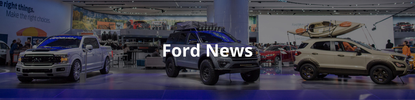 The latest Ford News in the Pacific Northwest.