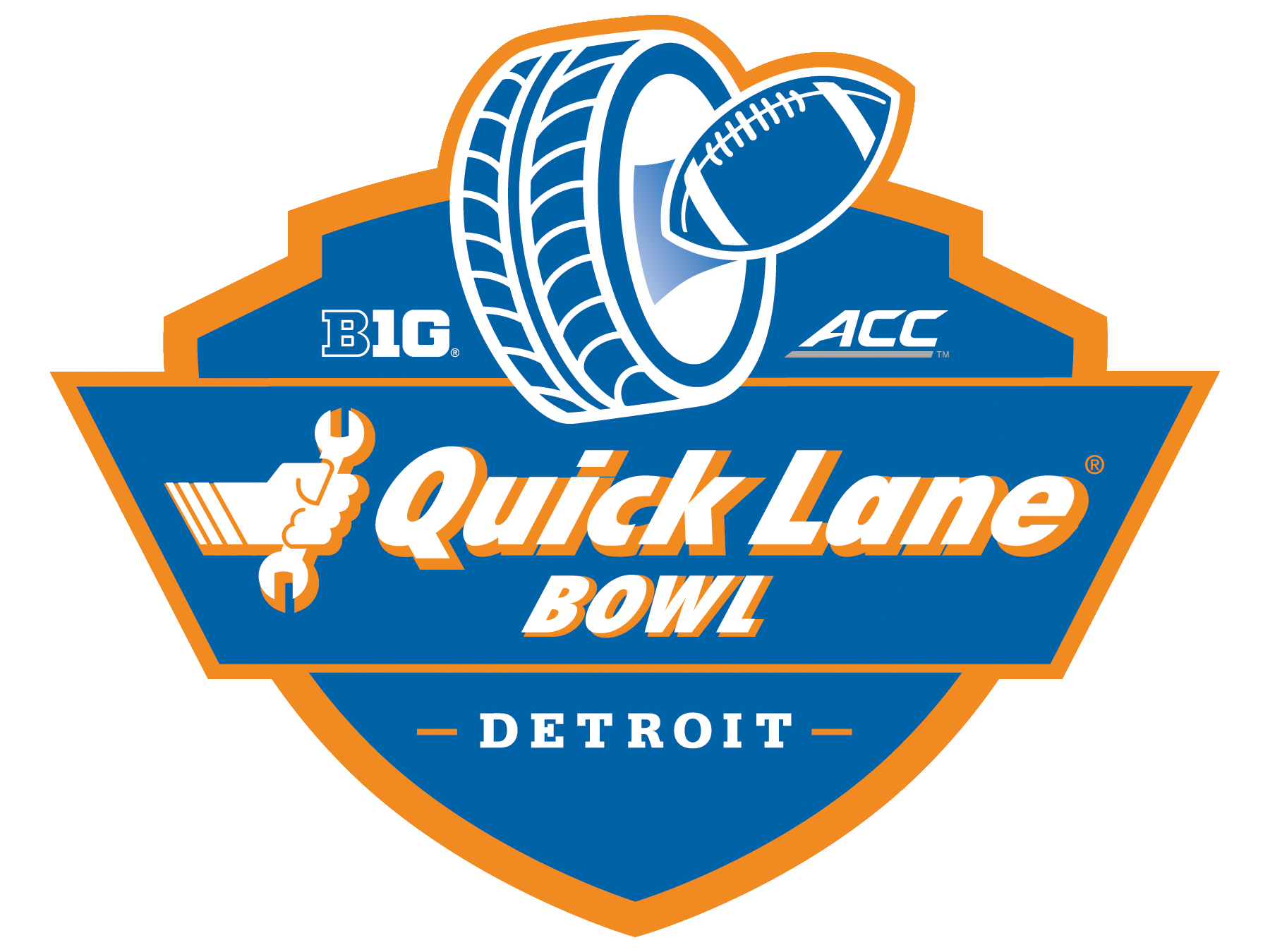 Don't miss the Quick Lane Bowl tonight!