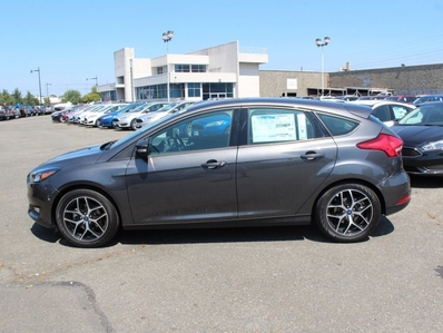 new 2018 ford focus sel for sale bellevue seattle wa