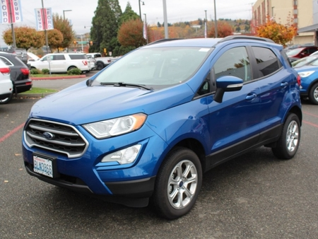 used 2018 ford ecosport se for sale in renton washington