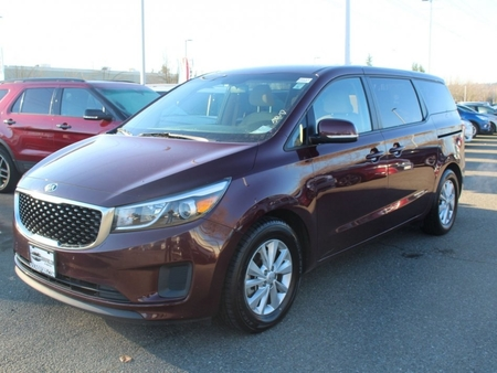 2017 kia sedona lx for sale in renton washington