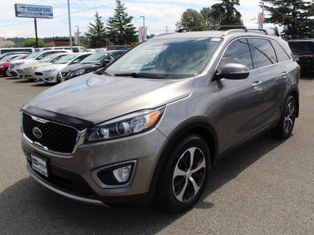 2016 kia sorento ex for sale in renton washington