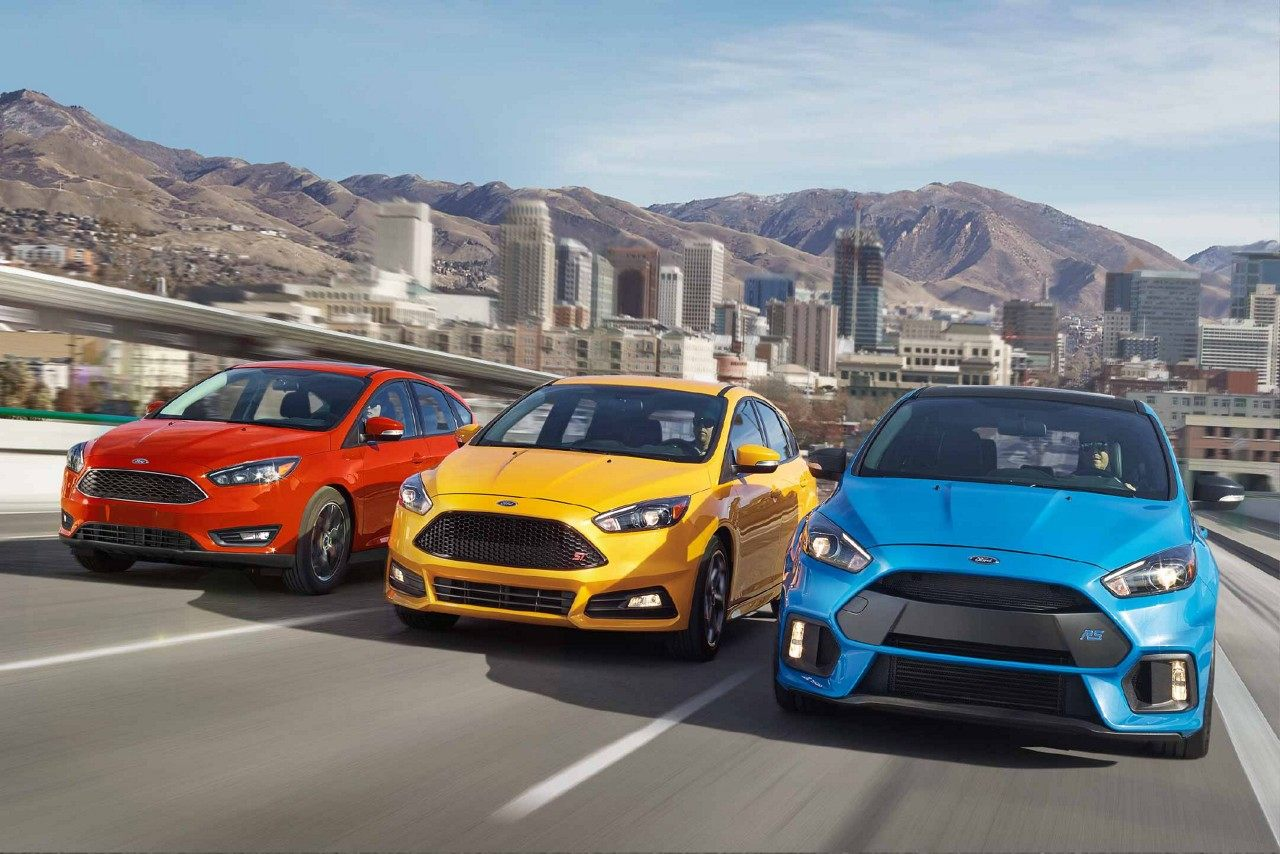 Ford Focus SEM deals
