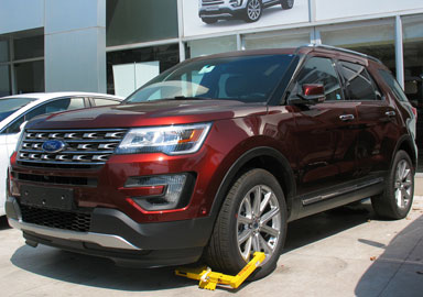 2016 ford explorer seattle washington