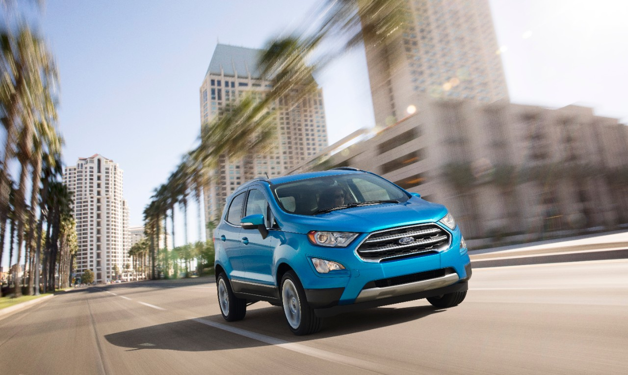 2017 Ford EcoSport for sale seattle washington