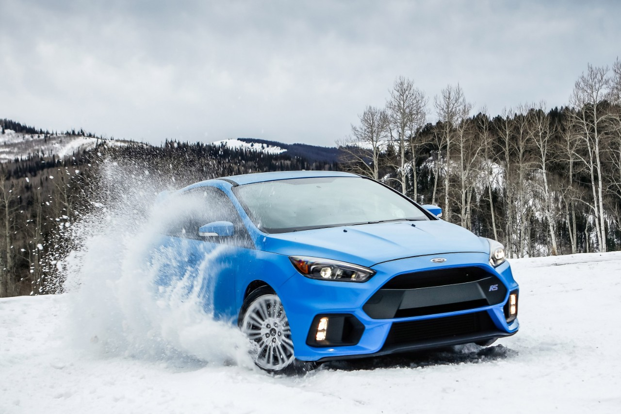 2017 Ford Focus RS for sale seattle washington