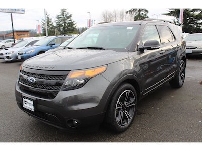 great deals on used ford explorers in seattle washington