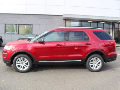 new 2019 ford explorer xlt for sale in bellevue seattle wa