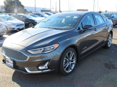 2019 ford fusion hybrid for sale in bellevue seattle wa
