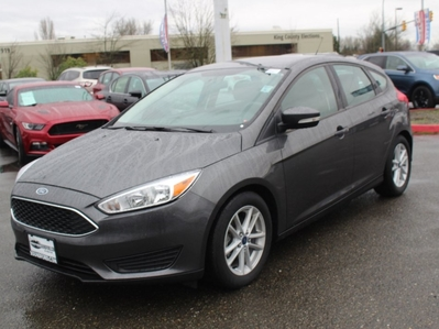 used 2015 ford focus se for sale in bellevue seattle washington