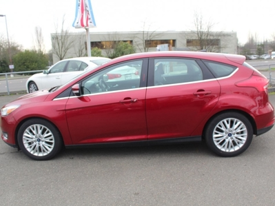 used 2017 ford focus titanium for sale in bellevue seattle wa