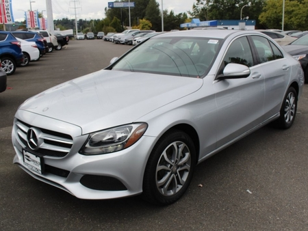 2015 mercedes benz c class 300 4matic for sale in renton washington