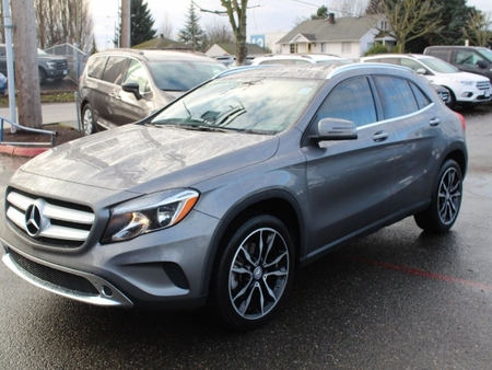 2017 mercedes benz gla 250 4matic for sale in renton washington