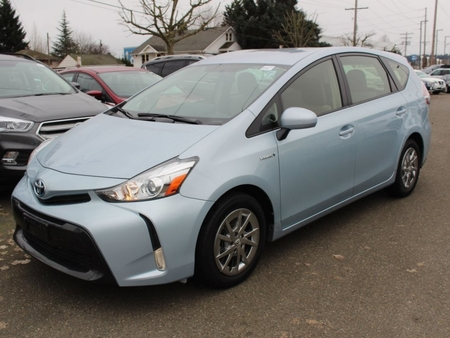 2016 toyota prius v three for sale in renton washington