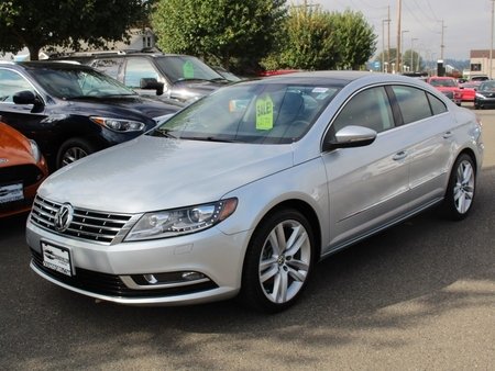 2015 volkswagen cc executive for sale in renton washington