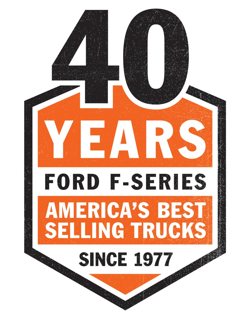 Ford F-Series celebrates 40 years as best-selling truck