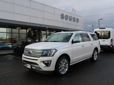 new 2019 ford expedition max for sale bellevue seattle wa