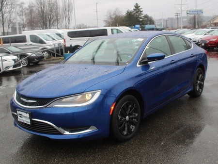 2016 chrysler 200 limited for sale in renton washington
