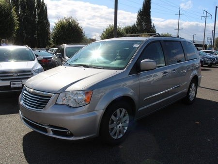 2016 chrysler town and country touring for sale in renton washington
