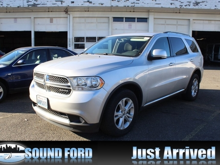 2012 dodge durango crew for sale in renton washington