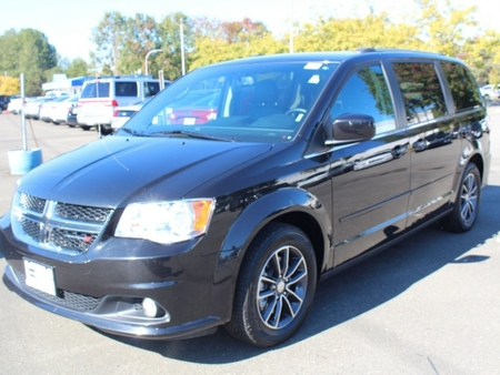 2017 dodge grand caravan sxt for sale in renton washington