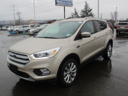used 2018 ford escape titanium for sale in renton washington