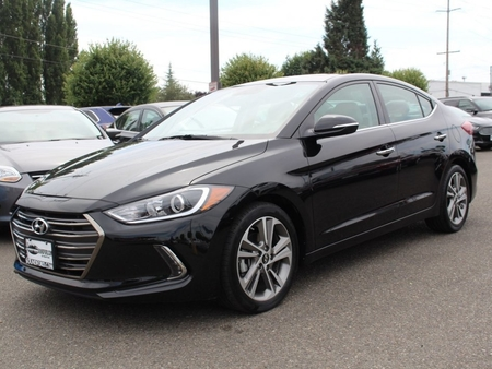 2017 hyundai elantra limited for sale in renton washington