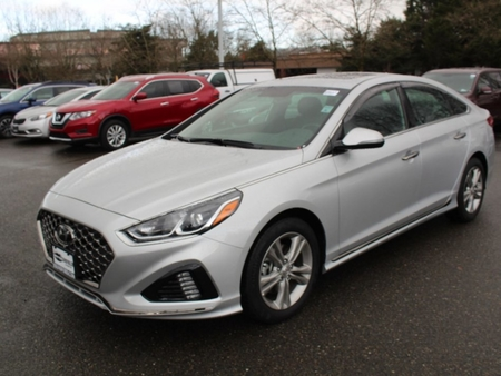 used 2018 hyundai sonata sport for sale in renton washington