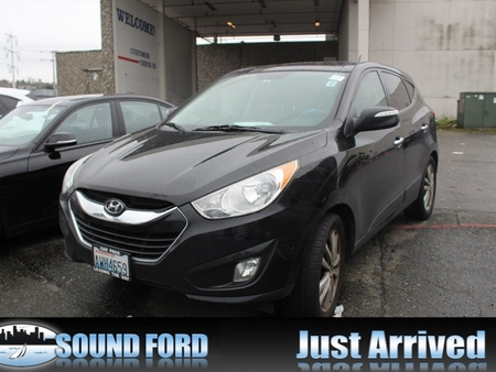 2012 hyundai tucson limited for sale in renton washington