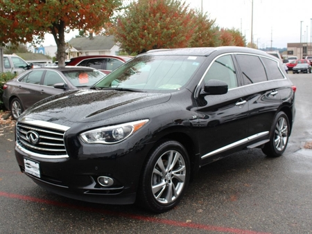 2015 INFINITI QX60 for sale in renton washington