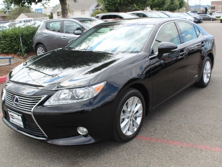 2015 lexus es 300 h hybrid for sale in renton washington