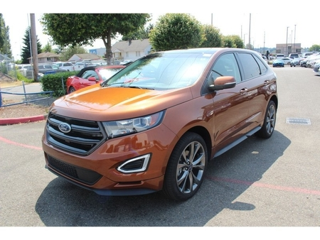 2017 ford edge sport for sale in seattle washington